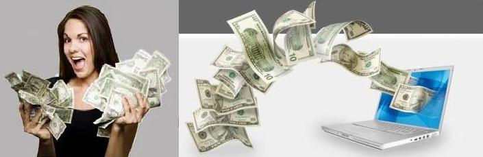 unde puteți face bani foarte repede
